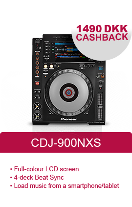 DK-CDJ 900NXS