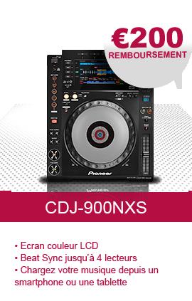 FR-CDJ 900NXS