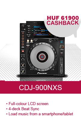 HU-CDJ 900NXS