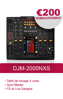 FR-DJM 2000 NXS