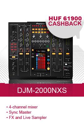 HU-DJM 2000 NXS