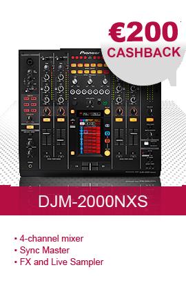 DJM 2000 NXS