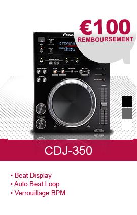 FR-CDJ 350