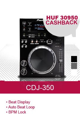 HU-CDJ 350