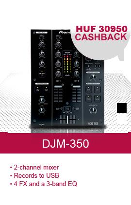 HU-DJM 350